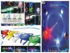 Gas Nozzle Bicycle Lights, Hot Wheels, Frog Lamp