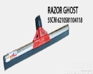 Floor Squeegee - Metal Razor Ghost