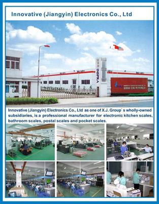 Innovative (Jiangyin) Electronics Co., Ltd.