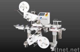 De Omslag van de hoek & Machine van de Etikettering van het Bewijs van de Stamper de Automatische