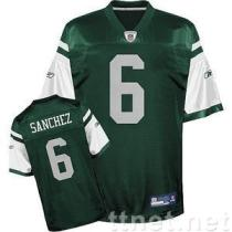 Mark Sanchez 6 jerseys de New York Jets NFL