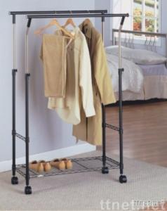 Doube-bar Cloth Hanger