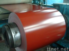 Prepainted Galvanzied Steel Coils