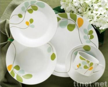 Shape Porcelain Tableware