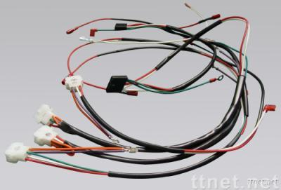 Equipment Interior Wire Harness