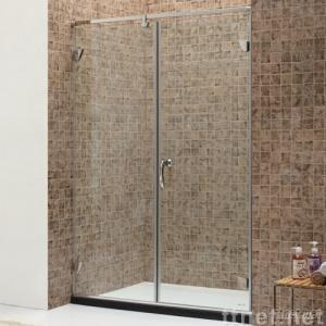 Simple hinge glass shower door tempered glass shower door advanced simple hinge glass shower door planetlyrics Image collections