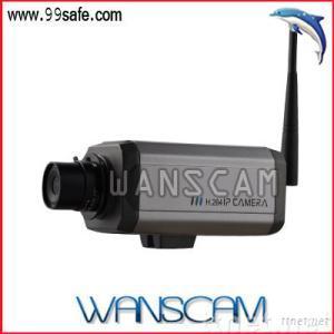 Box H.264 Two Way Audio Network Camera