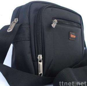 Nylon Laptop Messenger Bag