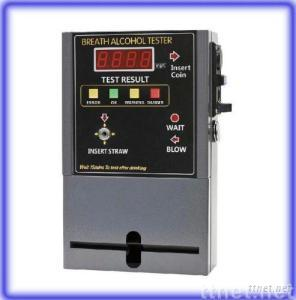 Coin Operated Breathalyzers