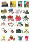 Kind-Gartenarbeit-Werkzeuge