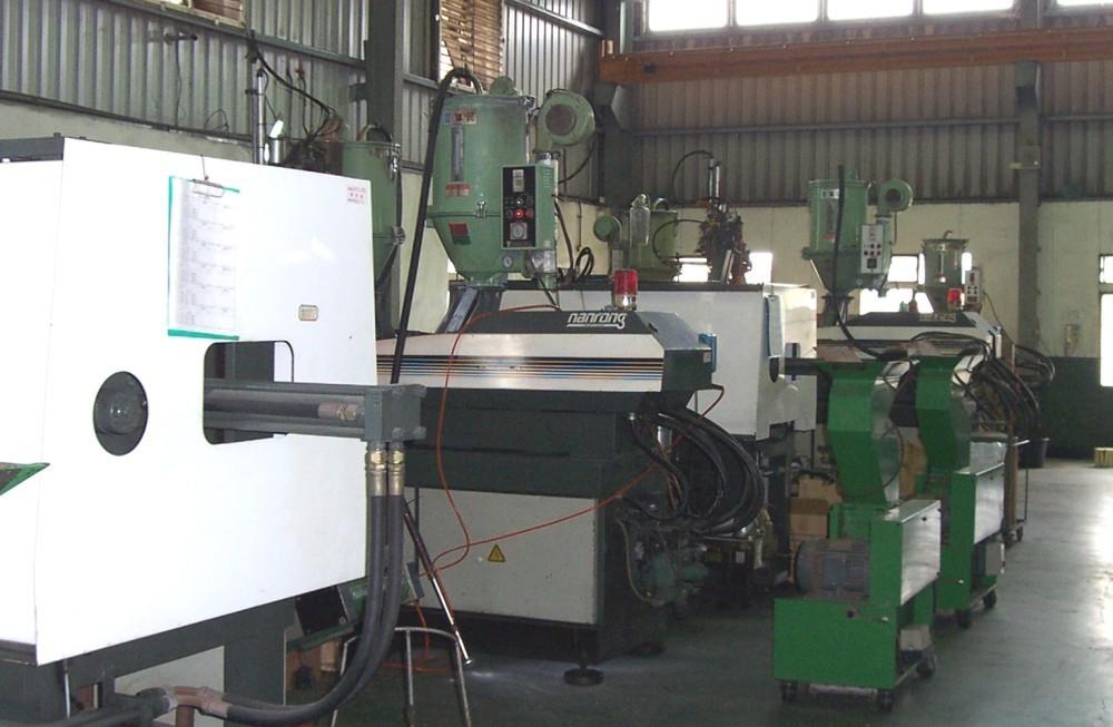 Injection machinery equipment