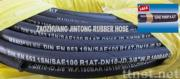 Sae 100r1 at Hydraulic Rubber Hose