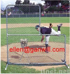 Baseball Pitching Net / Screen Net
