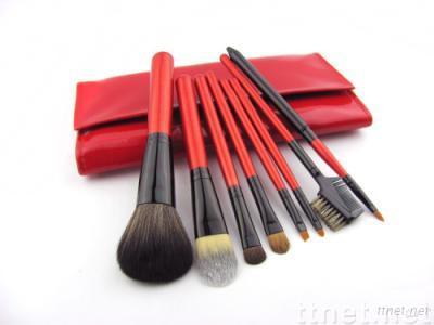 8 Piece Makeup Brush Set