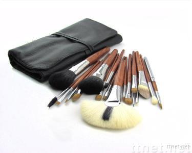 18 Piece Makeup Brush Set