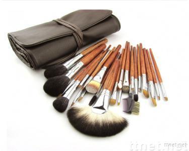 24 Piece Makeup Brush Set