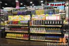 Auto Stores Display