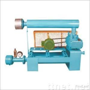 Rotary Twin lobe Roots air Blowers