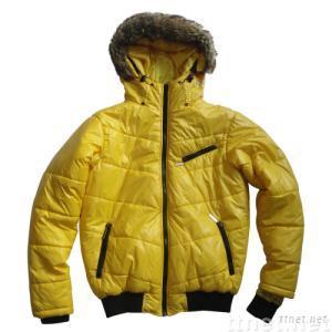Men's Winter Hooded Jacket
