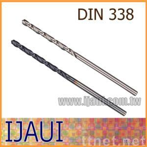 DIN338 Solid Carbide Straight Shank Drills
