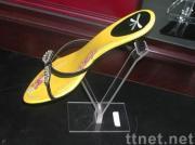 Acrylic Sandal Support