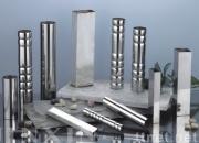 ステンレス鋼の正方形の管