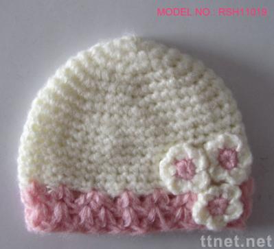 Art of Crochet by Teresa - Crochet Beanie Hat Cap- Part 1