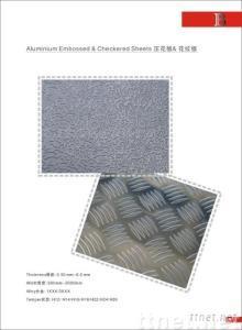 Aluminium Embossed & Checkered Sheets