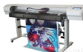 Imprimante à jet d'encre de grand format