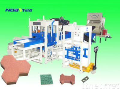 Semi-Automatic Block Making Machine Hottest