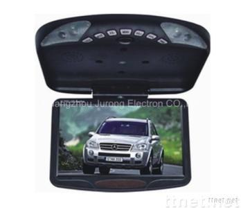 Car Flip Down LCD Monitor