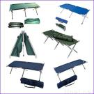 Folding Aluminum Camping Bed