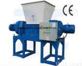 3E Double Shaft Shredder