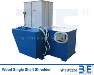 3E Wood Shredder WTW2260