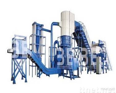 3E Metal Recycling Machine