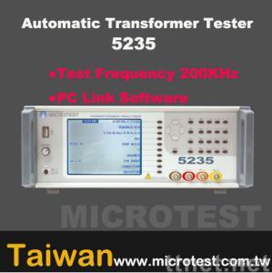 Automatic Transformer Tester