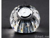 Horloge en cristal