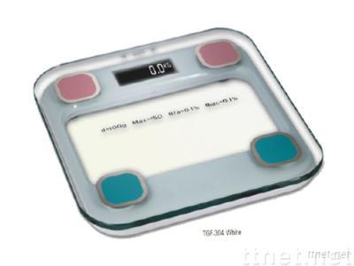 Electronic Scale/Body Fat Anayzer