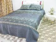 3 pcs Satin/Imitation Silk Comforter /Quilt Set