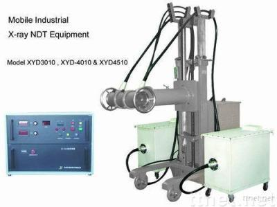 Mobile Industrial X-ray Ndt Equipment