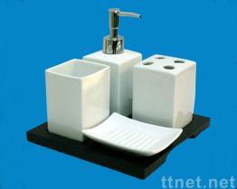Accessorio della stanza da bagno della porcellana