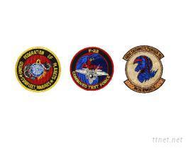 軍隊用刺繡臂章