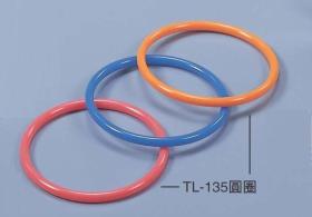 塑膠圓形環
