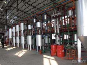 環保汽油柴油基礎油潤滑油提煉設備