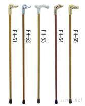 鋁合金單節杖
