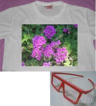 3D立体眼镜(魔术T shirt)