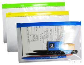 透明PVC笔袋