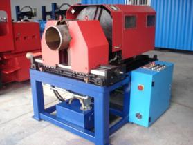 Fixed-Type Axial Pipe Beveling Machine