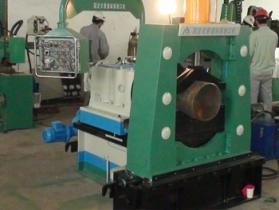 Fixed-Type Two-Direction Pipe End Bevelling Machine, Pipe Bevelling Machine, Pipe Chamfering Machine