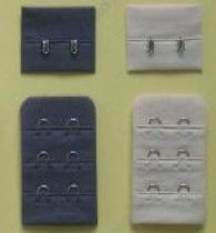Sell stainless steel fitting bra hook and eye tape